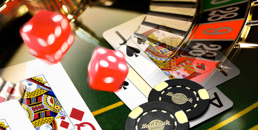 Roulette and Blackjack - Your Chance to Win Big in Internet Casinos in